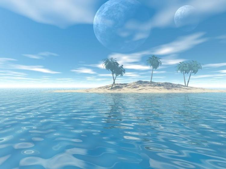 stuff--backgroundtropicalislane
