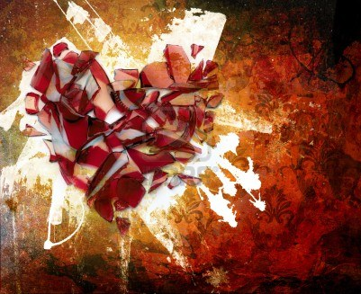 10542289-abstraction-a-stain-of-a-paint-ornament
