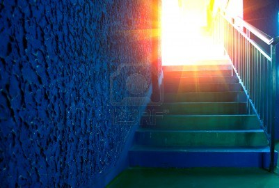 10874016-paradise-road-stair-leads-to-the-sky
